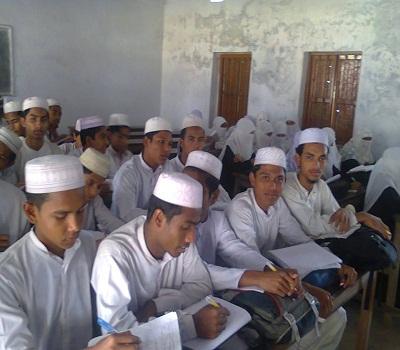 kamil madrasah teaching