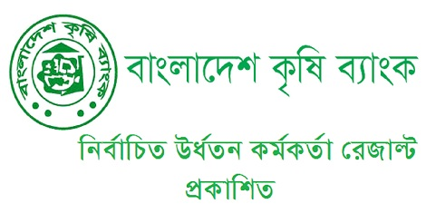 Krishi Bank Senior Officer Viva Result