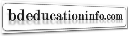 BD EDUCATION INFO logo