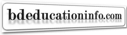 BD EDUCATION INFO logo
