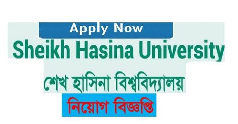 Sheikh Hasina University Job